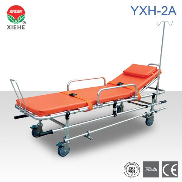 铝合金救护车担架YXH-2A