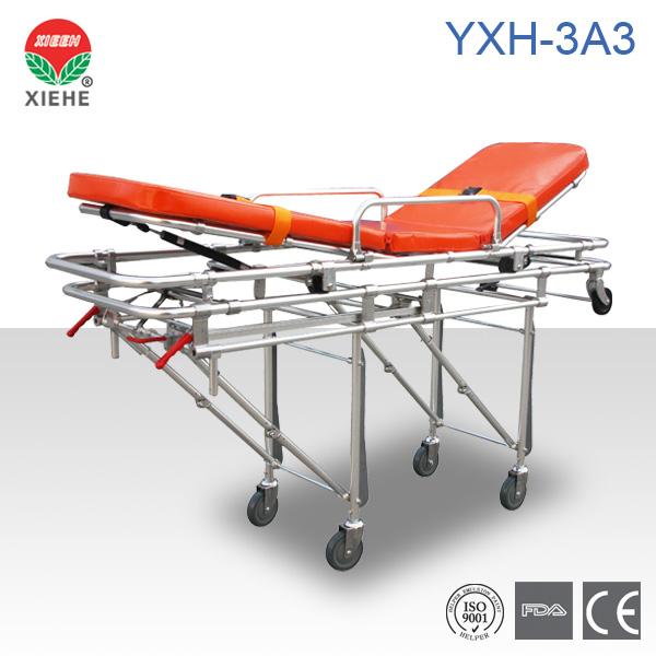 铝合金救护车担架YXH-3A3