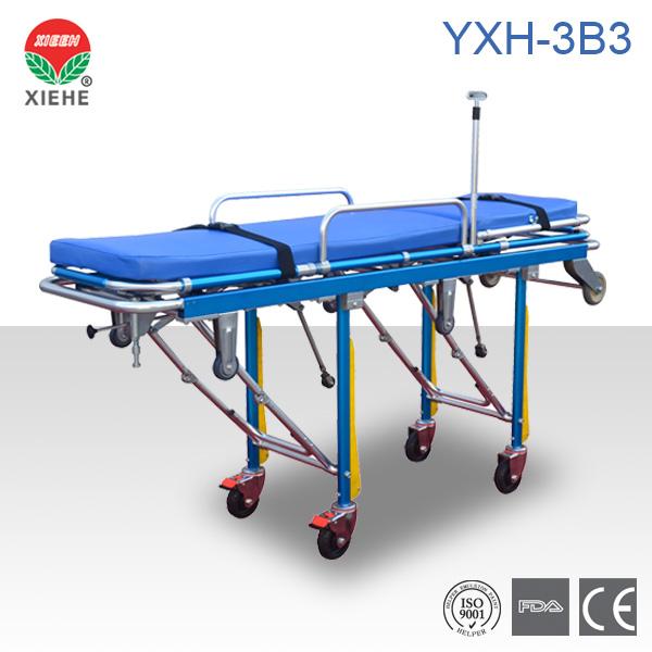 铝合金救护车担架YXH-3B3