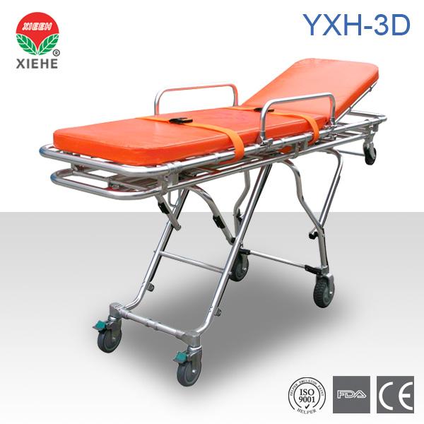 多变位自动上车担架YXH-3D