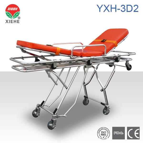 多变位自动上车担架YXH-3D2
