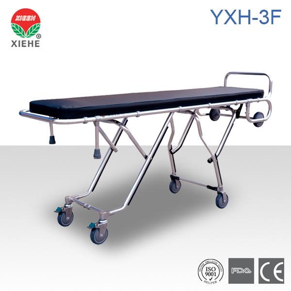 铝合金救护车担架YXH-3F