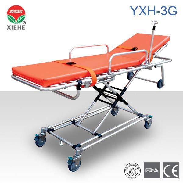 铝合金救护车担架YXH-3G