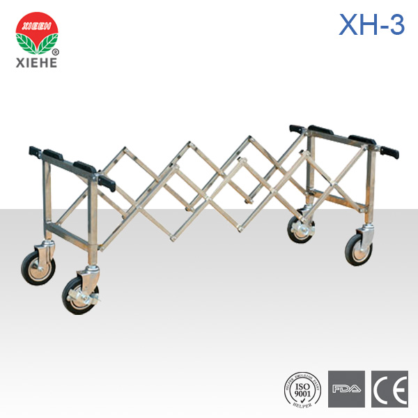 不锈钢棺材架XH-3