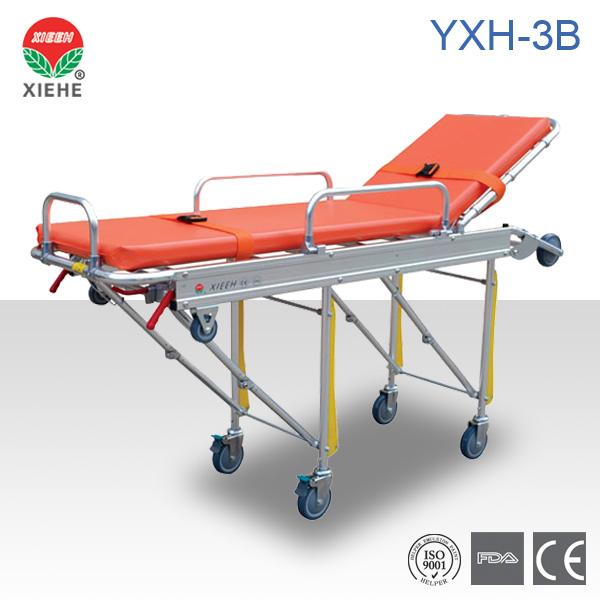 铝合金救护车担架YXH-3B